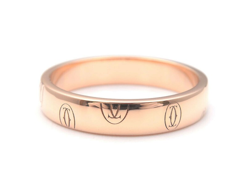 Authentic Cartier Happy Birth Day Ring