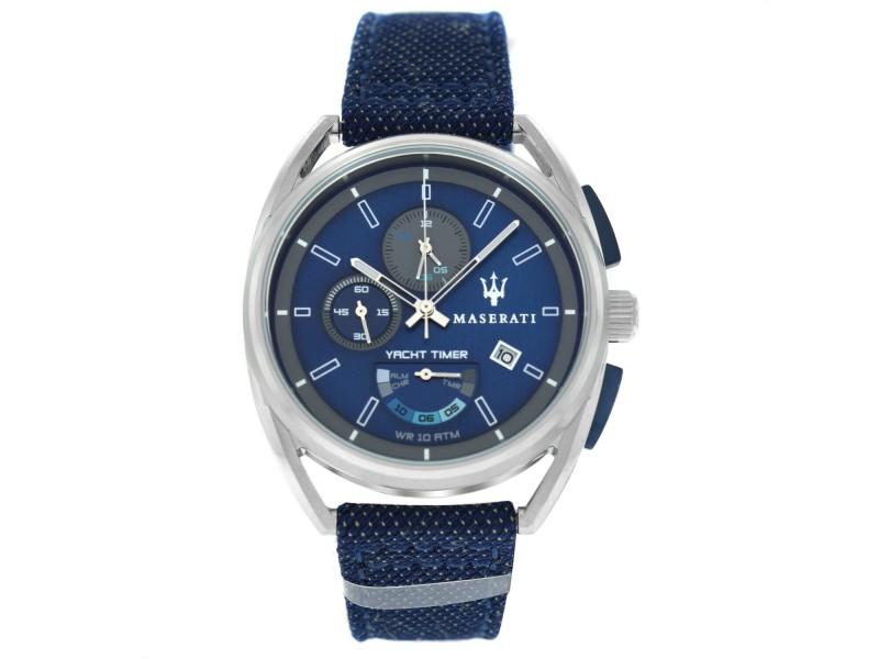 Maserati Trimarano Yacht Timer R8851132001 Stainless Steel Quartz 41MM Watch