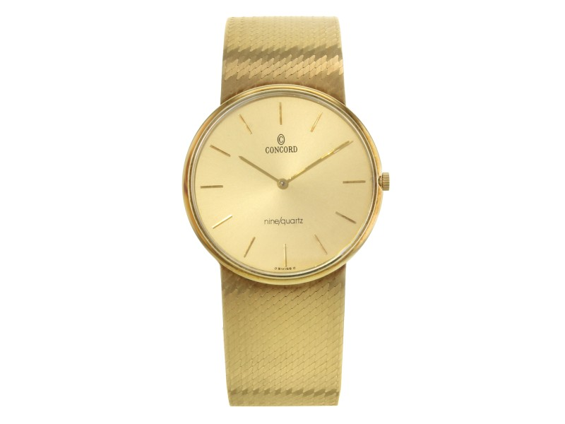 Concord 441578 32mm Unisex Watch