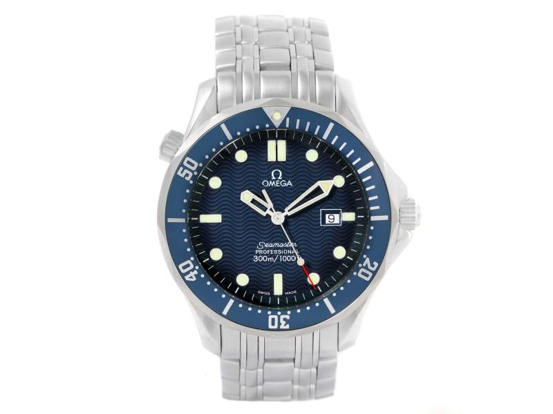 Omega Seamaster 2541.80.00 41mm Mens Watch