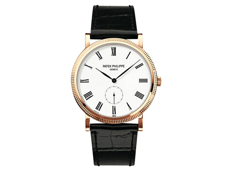 Patek Philippe Calatrava 5119R-001 36mm 18K Rose Gold Watch