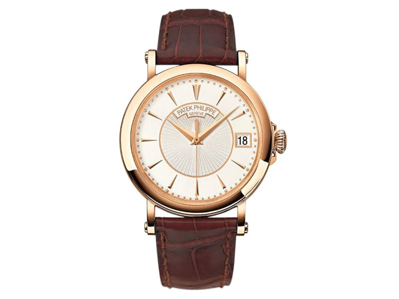 Patek Philippe Calatrava 5153R-001 18K 38mm Rose Gold Watch