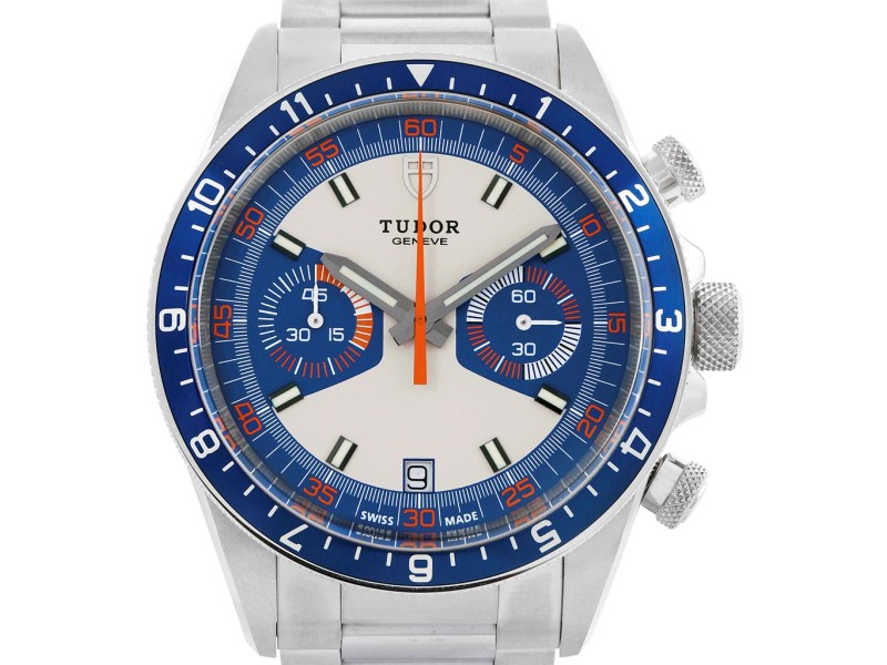 Tudor Heritage 70330 Mens 42mm Watch