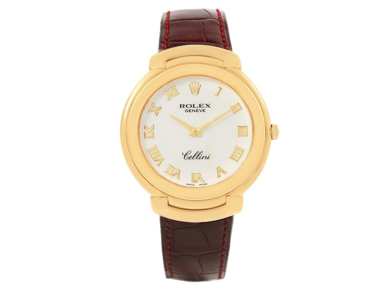 Rolex Cellini 6623 37.5mm Mens Watch