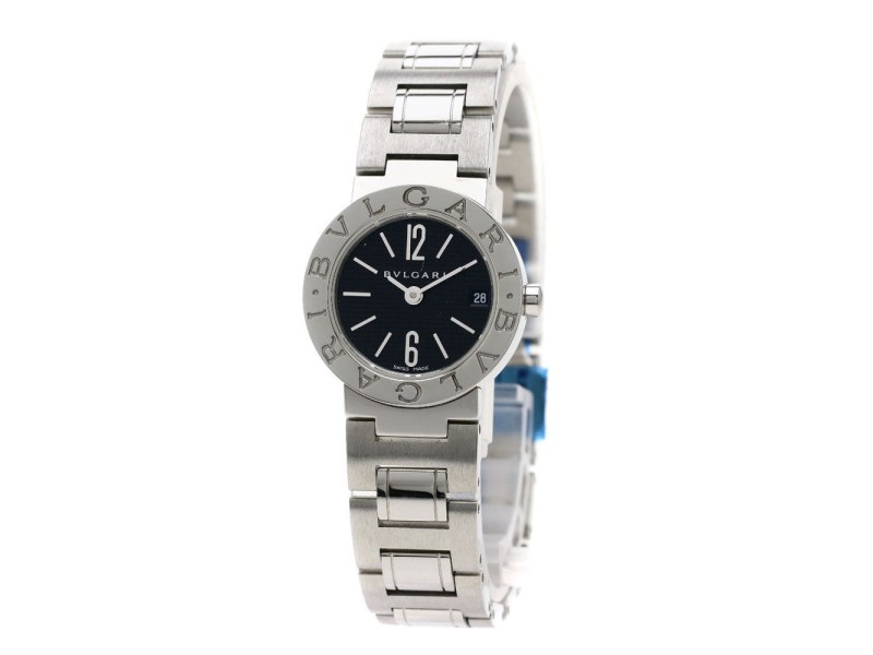 Bulgari BB23SSD/N 22mm Womens Watch