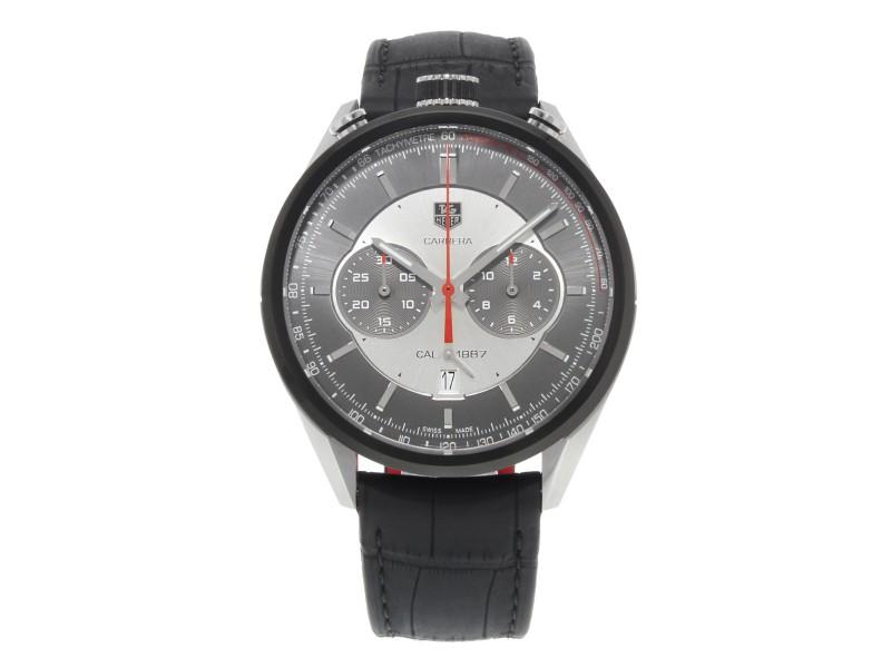Tag Heuer Carrera CAR2C11.FC6327 45mm Mens Watch