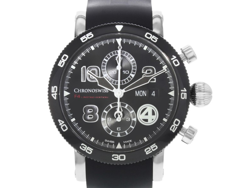 Chronoswiss Timemaster CH-8645/71-2 44mm Mens Watch