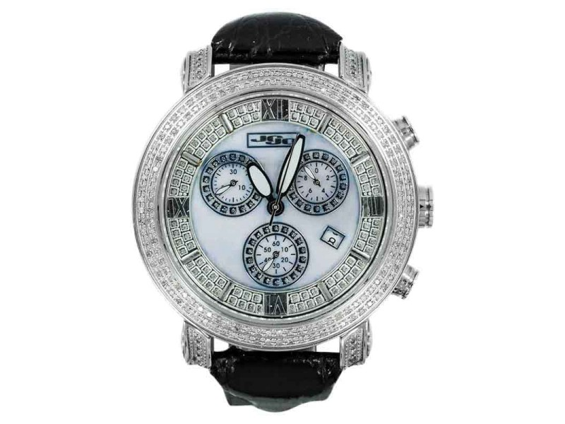 Joe Rodeo JoJo JCL04969 1.75ct Diamonds Stainless Steel Unisex Watch