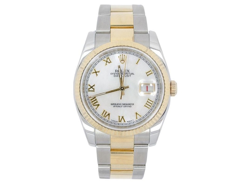 Rolex 116233 Datejust 36mm Mens Watch