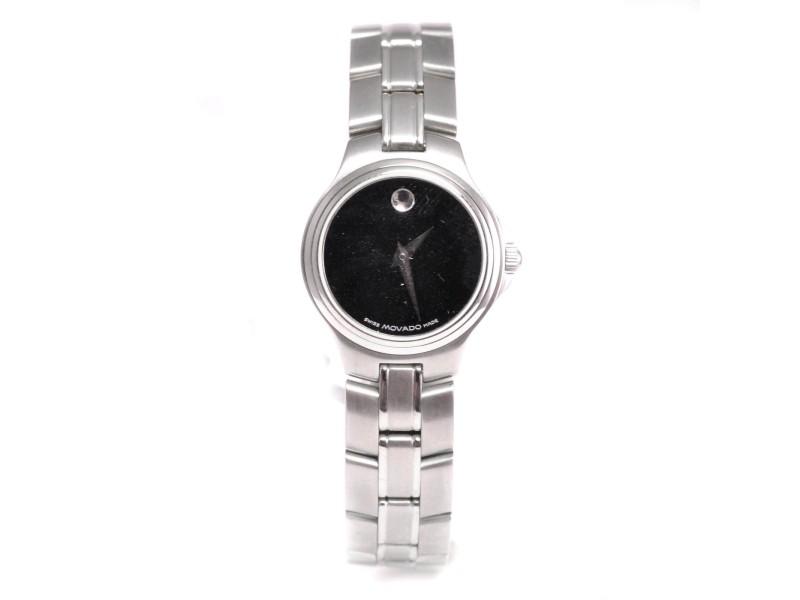 Movado Women's 84-E3-828 stainless steel Quartz Watch