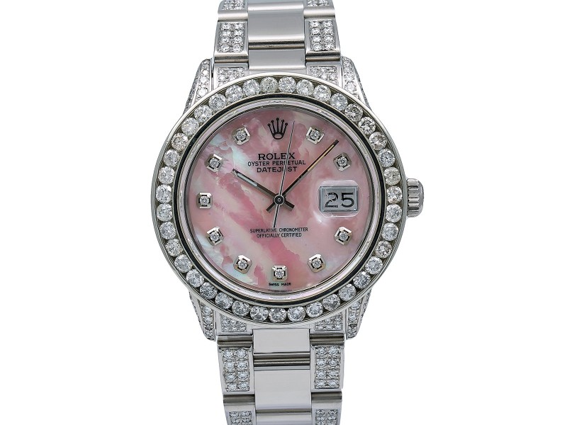 Rolex Datejust 16014 36mm Womens Watch