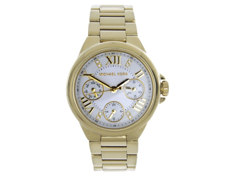 Michael Kors MK5759 Gold Plated Stainless Steel 33mm Womens Watch