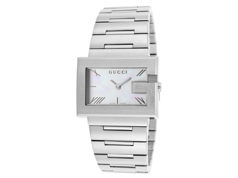 bf5bc6bf6e6 Gucci YA100506 Stainless Steel 31mm Womens Watch