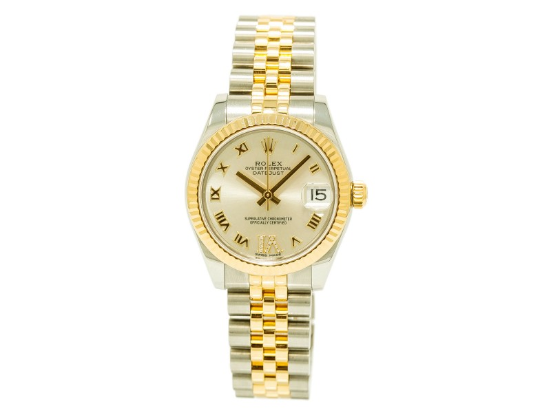 Rolex Datejust 178273 Stainless Steel   18K Yellow Gold Automatic 31mm  Womens Watch a604f002a