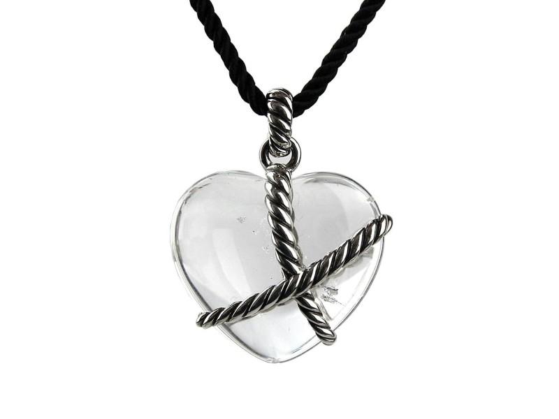David Yurman 30 Sterling Silver Necklace