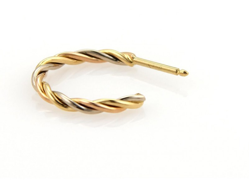 Cartier Trinity Earrings