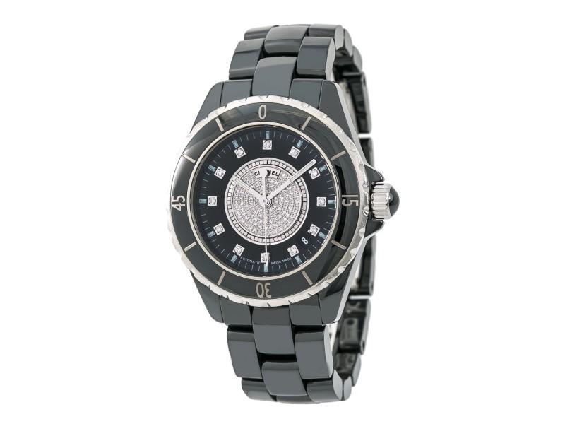 Chanel J12 39mm Womens Watch