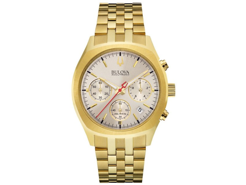 Bulova Accutron 97B150 41mm Mens Watch