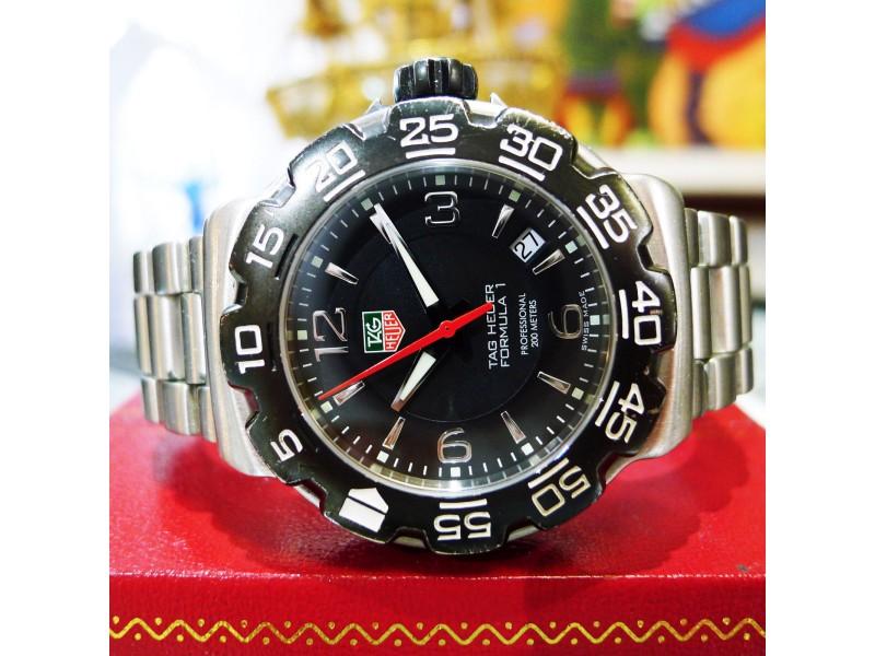 Tag Heuer Formula 1 WAC110.0 41mm Mens Watch