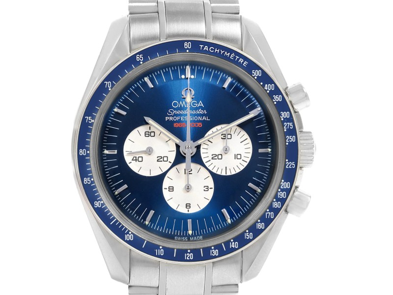 Omega Speedmaster 3565.80.00 42mm Mens Watch