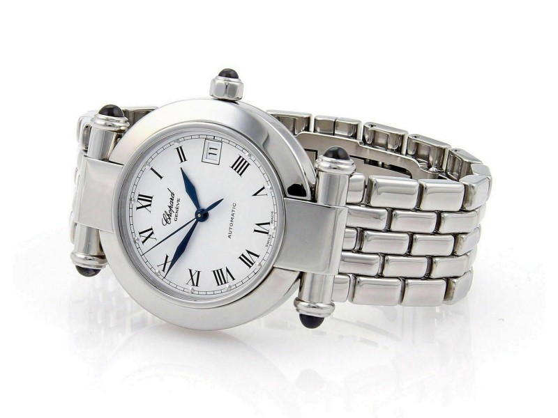 Chopard IMPERIALE Automatic Sapphire Stainless Steel Date Watch