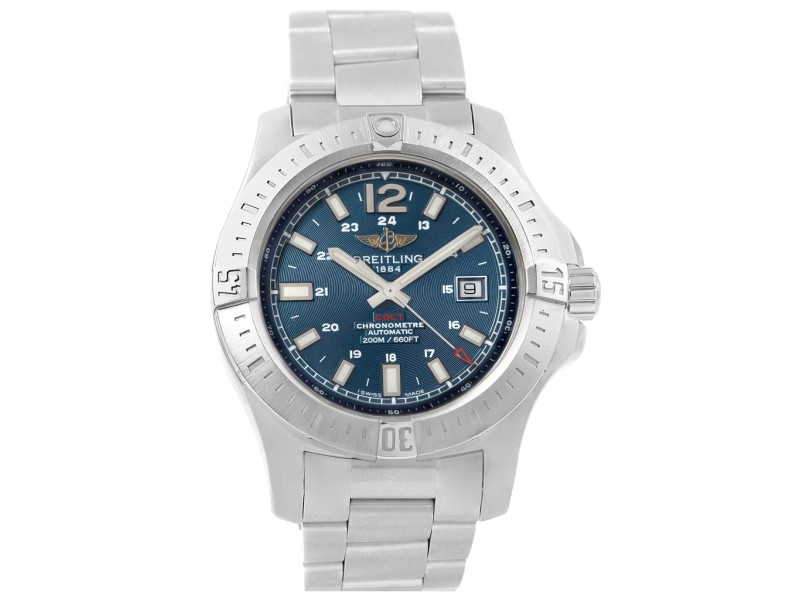Breitling Colt A17388 44mm Mens Watch