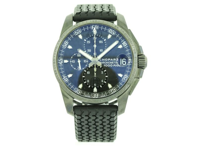 Chopard Mille Miglia GT XL Chronograph Speed Black Limited Edition Watch