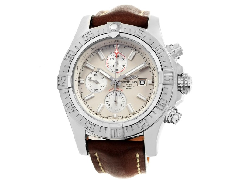 Breitling Aeromarine A13371 48mm Mens Watch