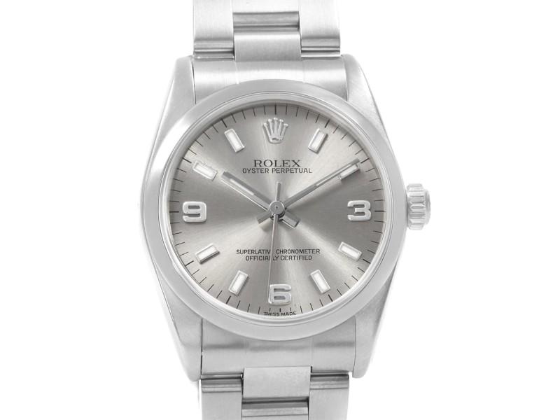 Rolex 77080 31mm Womens Watch