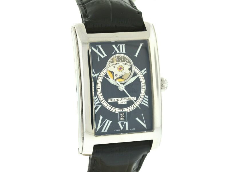Frederique Constant Heart Beat Carrée Automatic Men's Watch