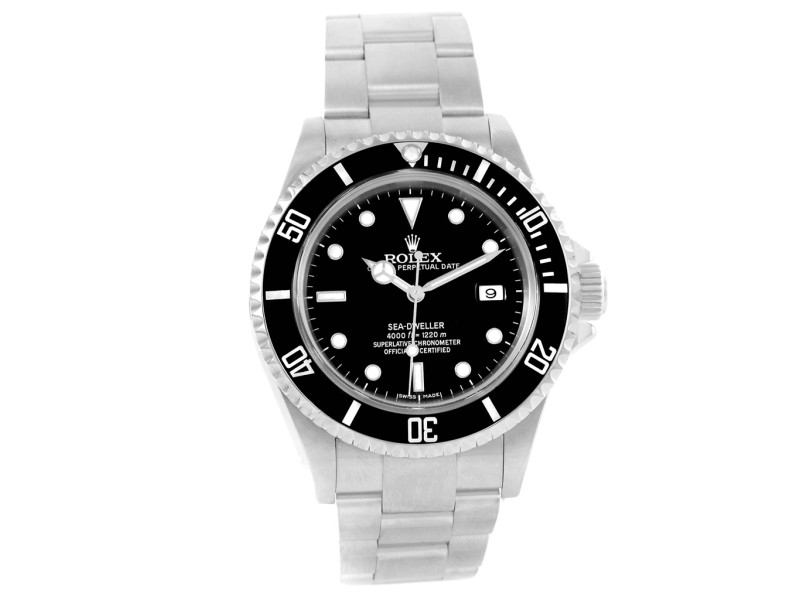 Rolex Seadweller 16600 40mm Mens Watch