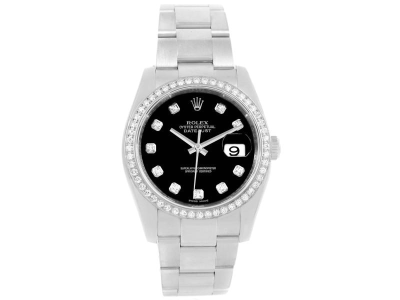 Rolex Datejust 116244 36mm Unisex Watch