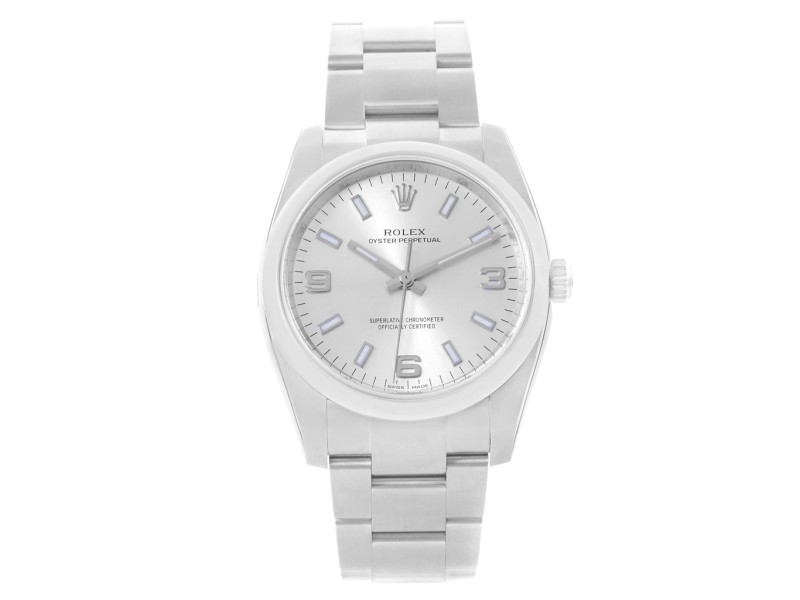 Rolex Oyster Perpetual 114200 34mm Mens Watch