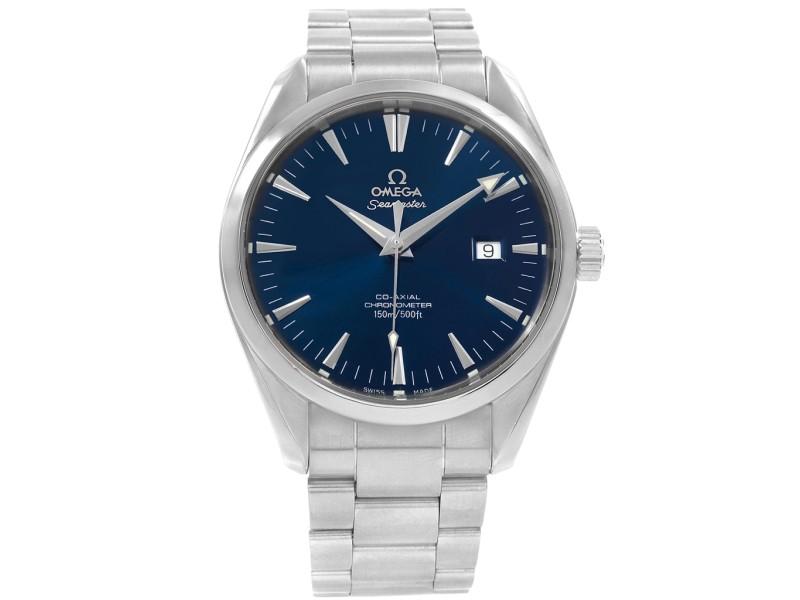 Omega Seamaster Aqua Terra 2502.80.00 42.2mm Mens Watch