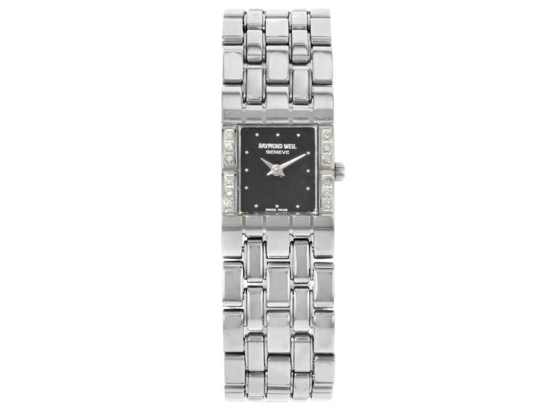Raymond Weil Tema 5886-DB-BK 17mm Womens Watch