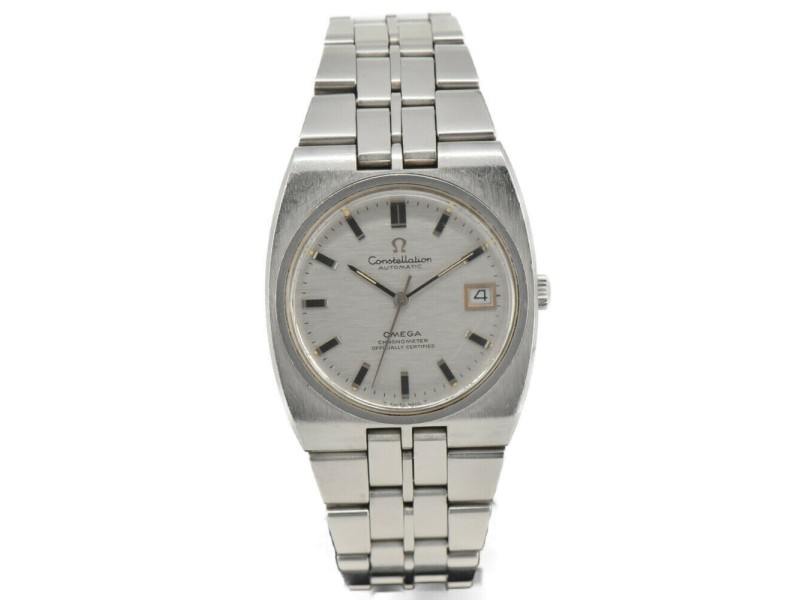 OMEGA Constellation Chronometer Cal.1001 Date Automatic Men's Watch