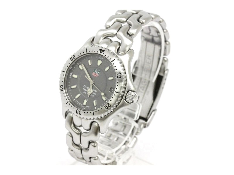 Tag Heuer Sel Chronometer 200M Automatic Mens Watch