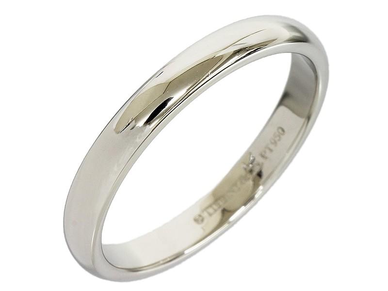 Tiffany & Co. Pt950 Platinium Ring