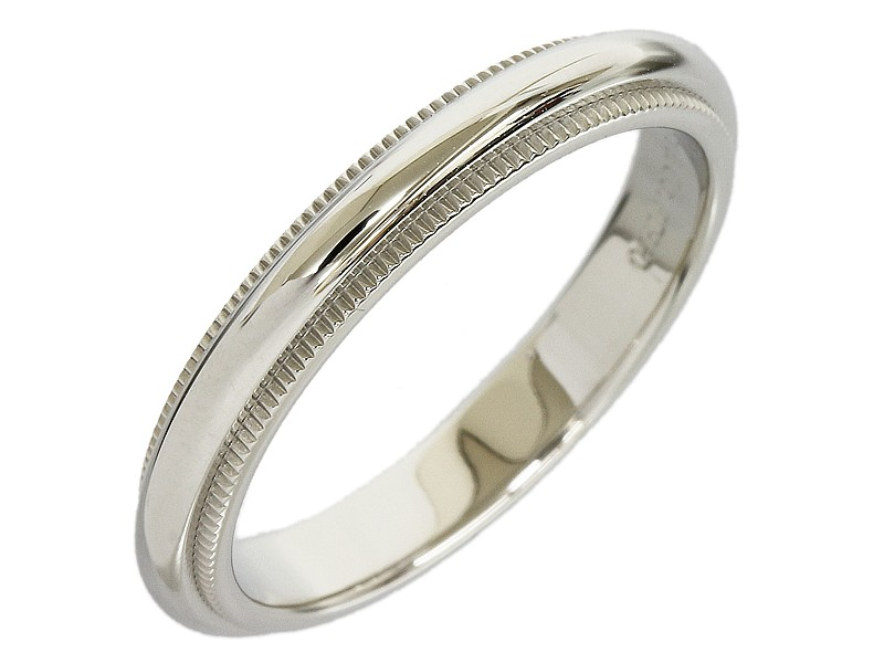 Tiffany & Co. Pt950 Platinium Ring