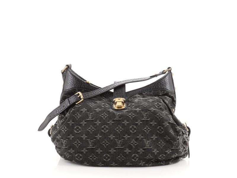 Louis Vuitton XS Hobo Denim