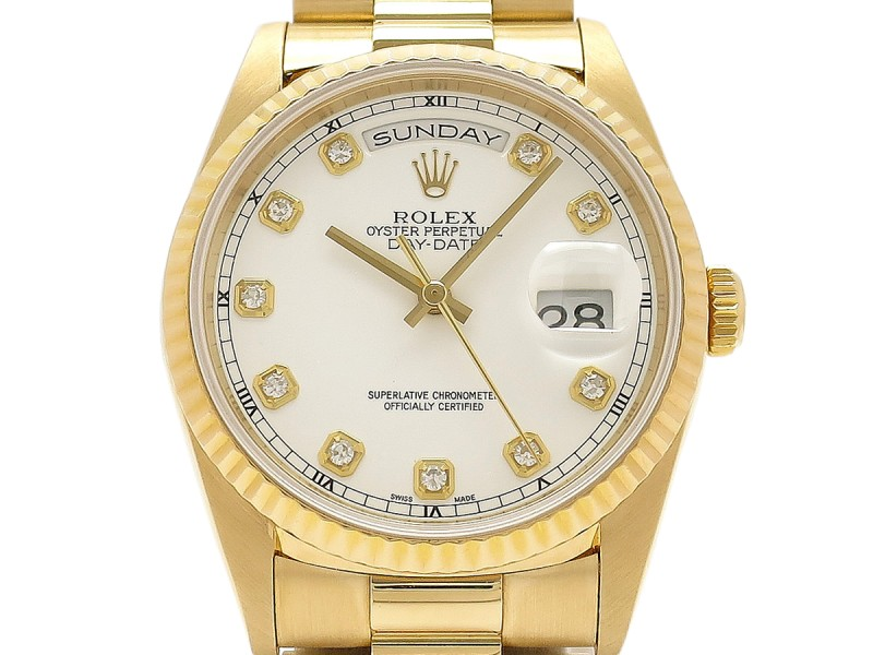 Rolex Day-date 18238G(X) 36mm Mens Watch