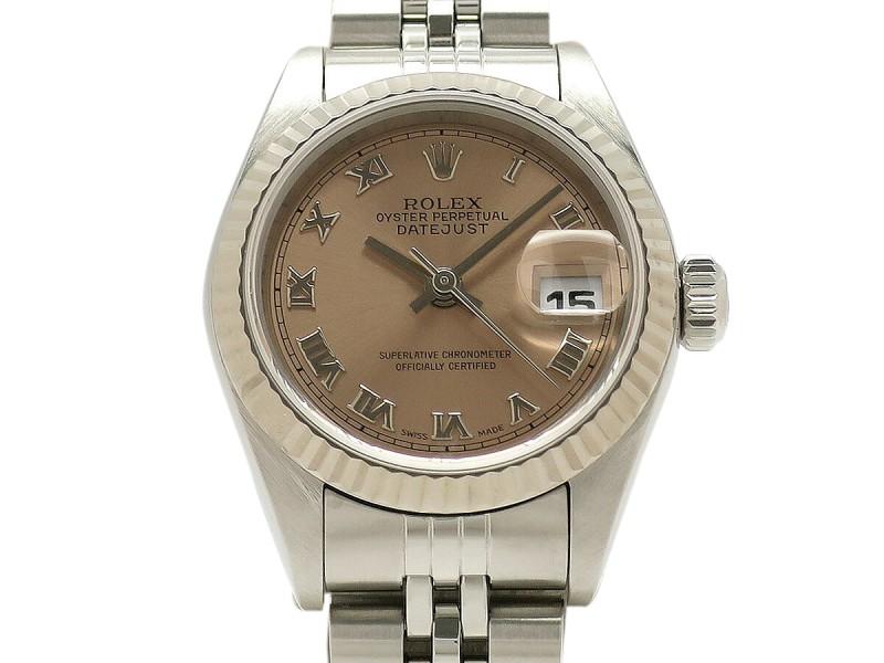 Rolex Datejust 79174A 25mm Womens Watch