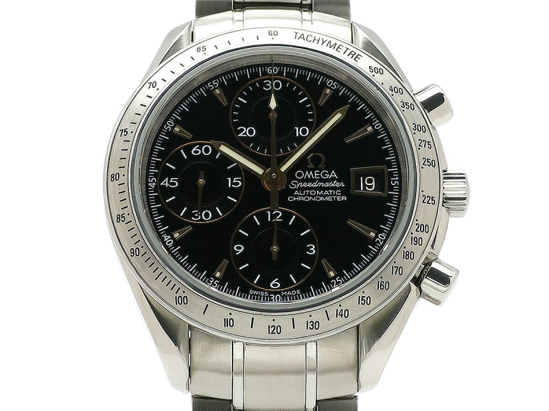 Omega Speedmaster Date Japan limited to 2000 3211-50 40mm Mens Watch