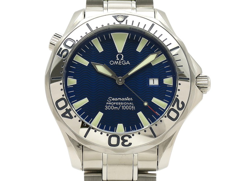 Omega Seamaster 300 2265-80 41mm Mens Watch