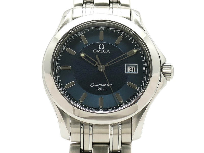Omega Seamaster 120 2511-81 Stainless Steel 36mm Mens Watch