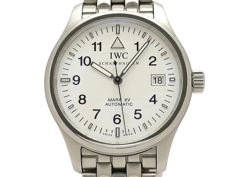 IWC Mark XV IW325310 38mm Mens Watch