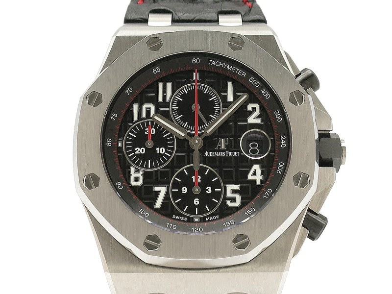 Audemars Piguet Royal Oak Offshore Chronograph 26470ST.OO.A101CR.01 42mm Mens Watch