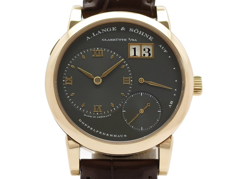 A. Lange & Sohne Lange 1 101.033 38mm Mens Watch