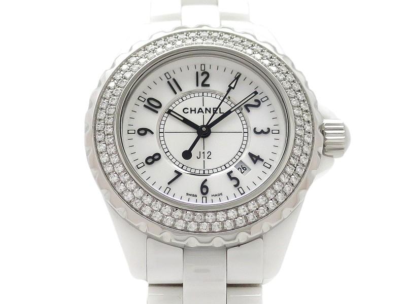 Chanel J12 H0967 33mm Womens Watch