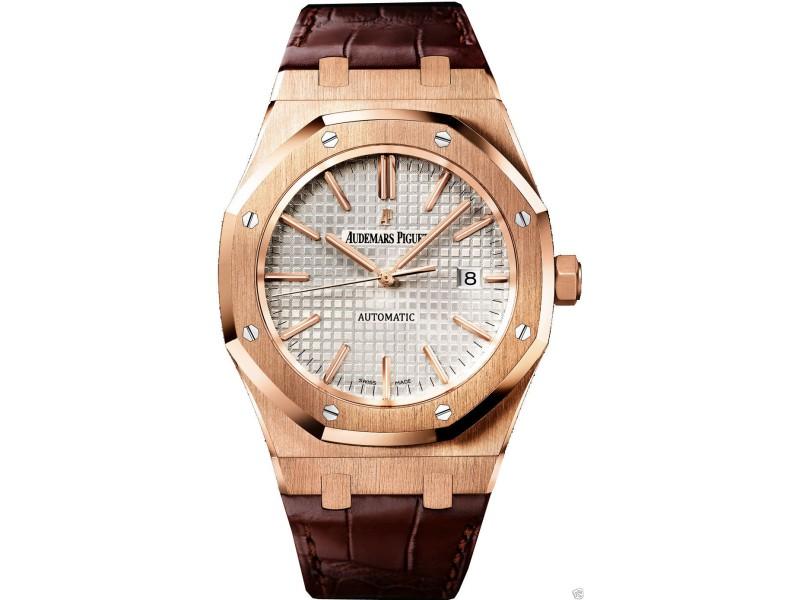 Audemars Piguet Royal Oak 15400or.oo.d088cr.01 41mm Mens Watch